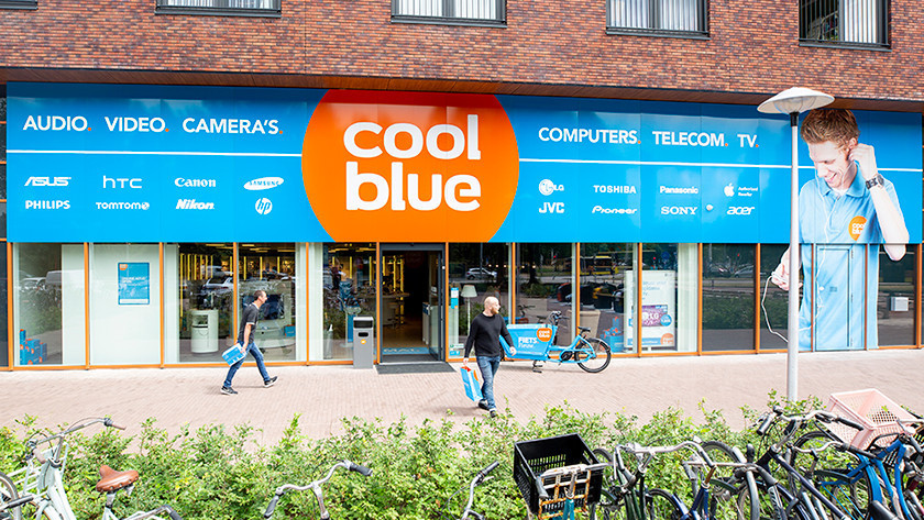 Store front Coolblue