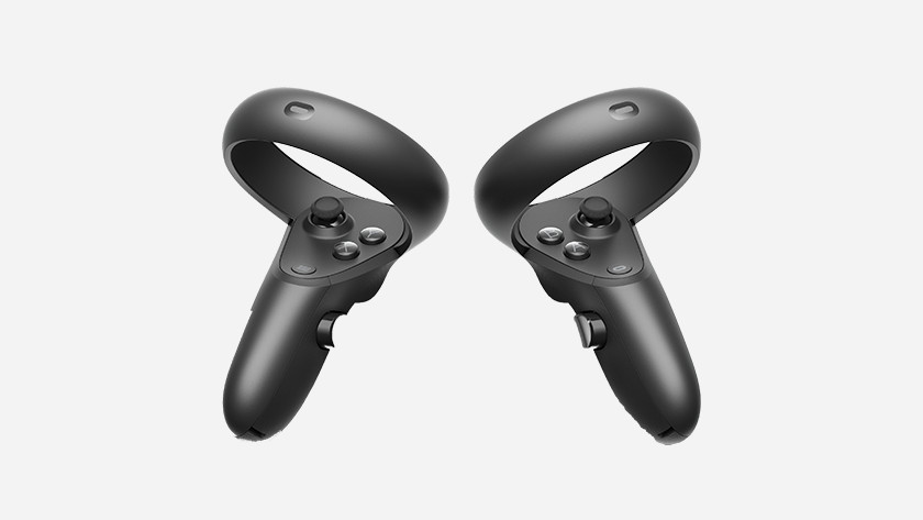 New controllers Quest