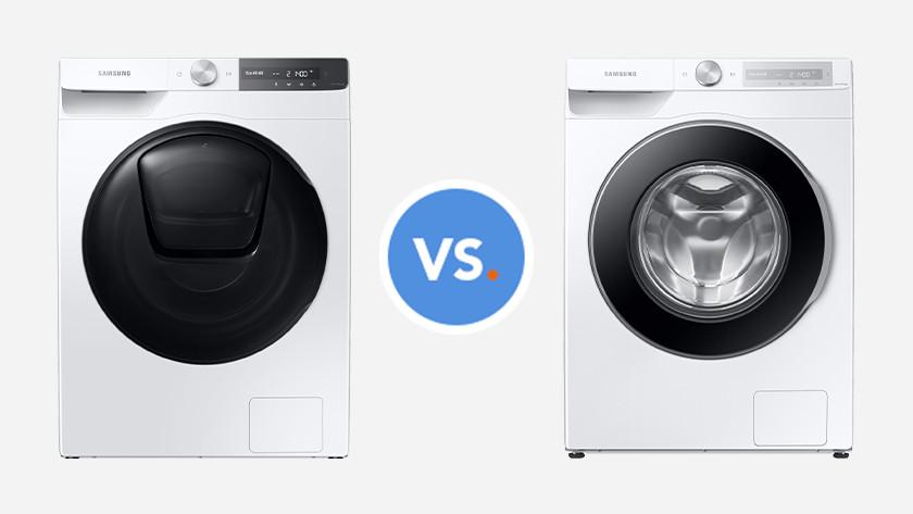 Samsung wasmachines 7000 vs 6000 serie
