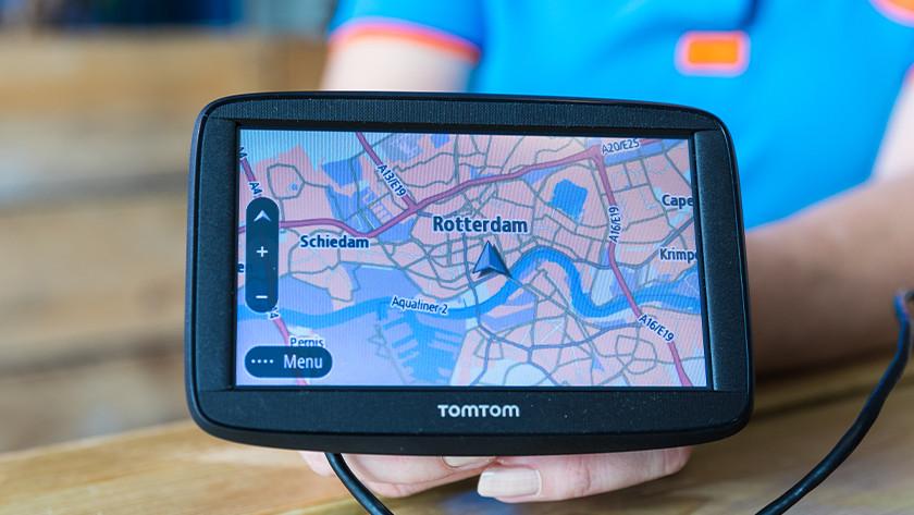 Autonavigatie TomTom
