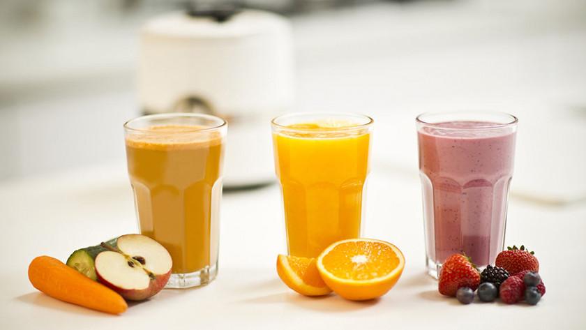 Clear juice