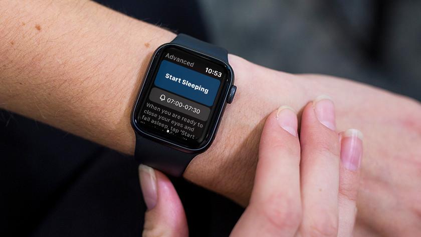 Apple Watch SleepWatch