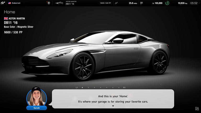 Gran Turismo 7 career mode
