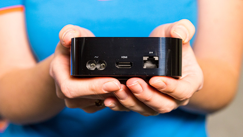 Apple TV 4K hdmi 2.0, Gigabit Ethernet en stroom
