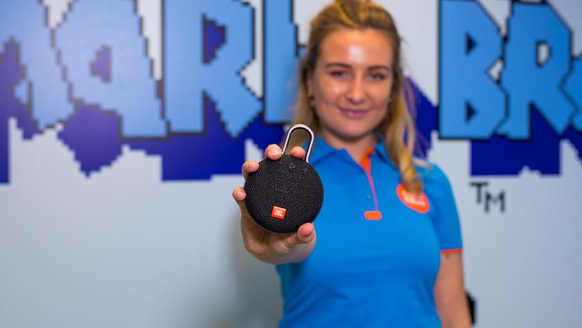 Mini en compacte bluetooth speakers
