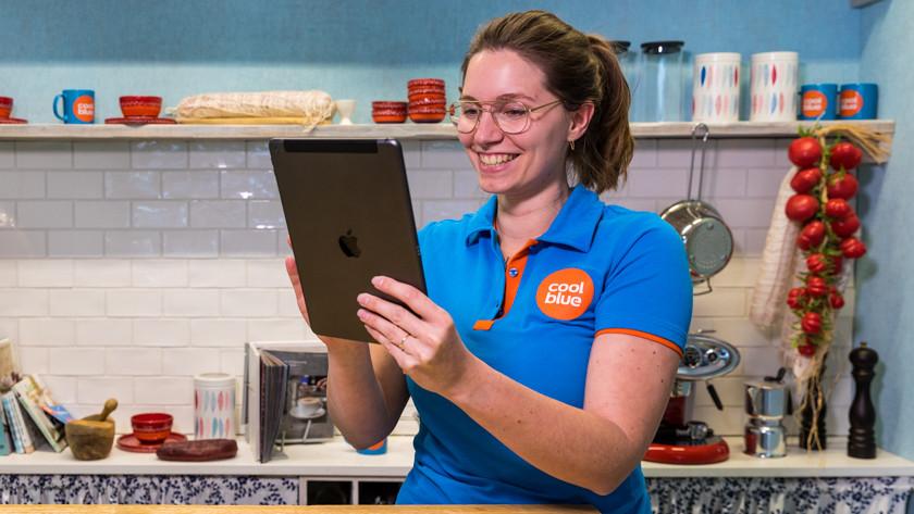 Foto's delen iPad