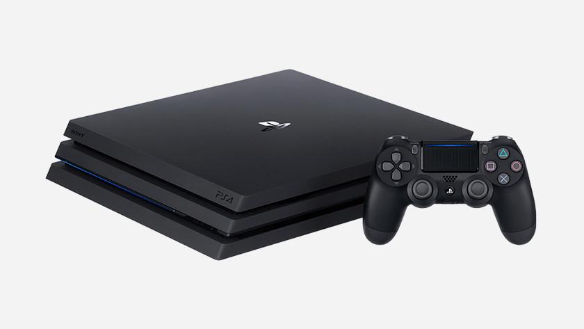 PS4 Pro formaat