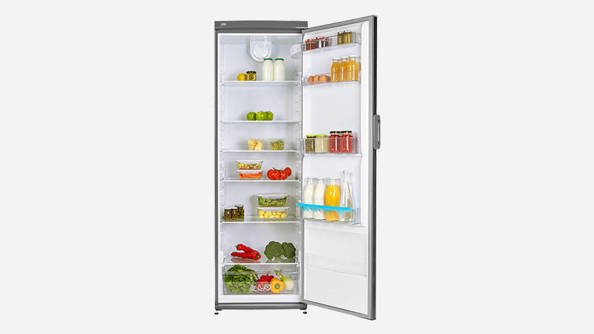 1-door fridges