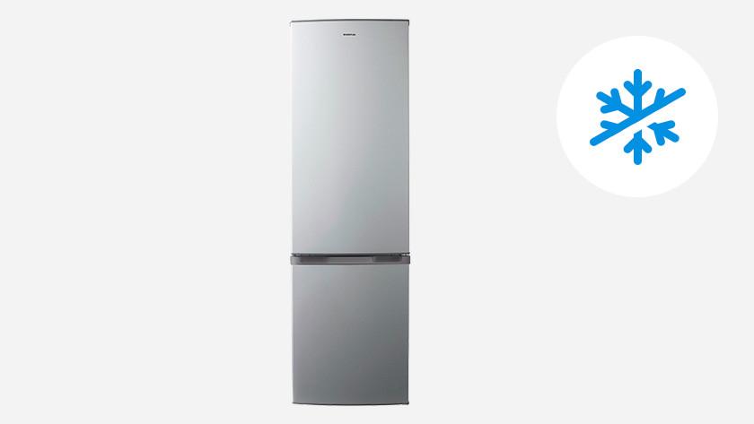 Blowing fridge