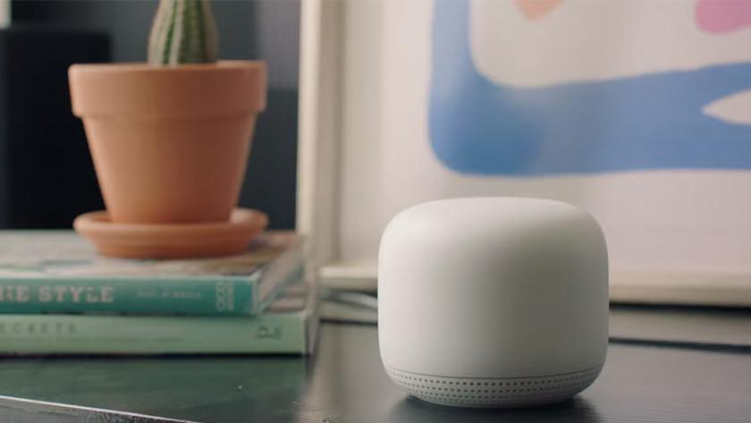 Google Nest WiFi smart home
