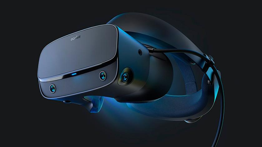 Draadloos VR gamen