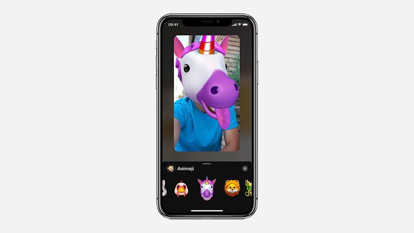 iOS 12 Animoji