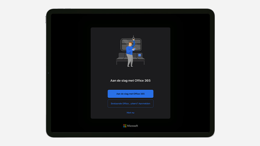 Windows 365 iPad