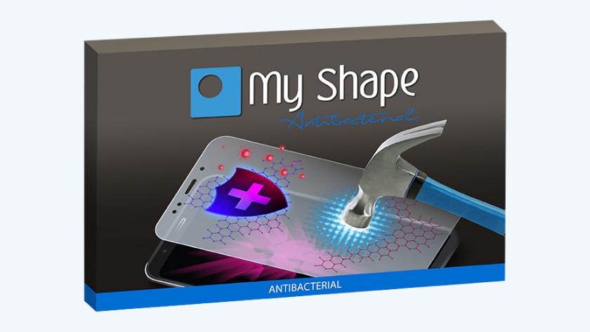 My Shape antibacterial screenprotector