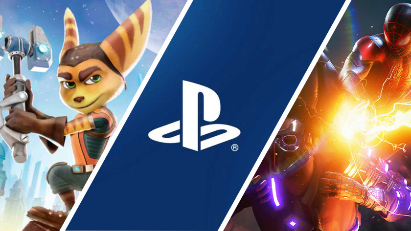 View annual overview PS4 and PS5 games