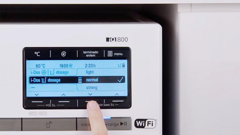 Siemens i-Dos display