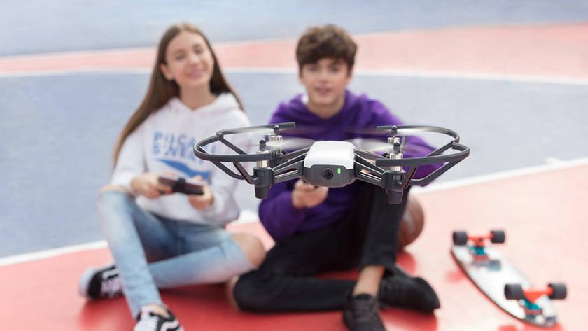 Drone vliegmodi home lock