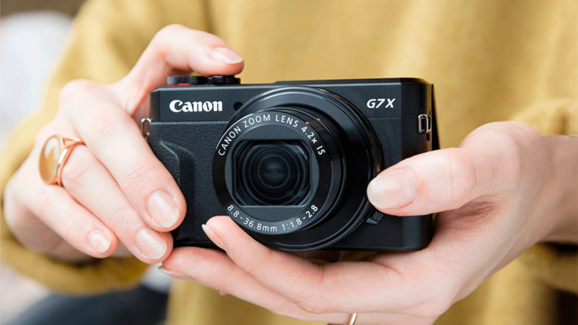 Advies compactcamera's