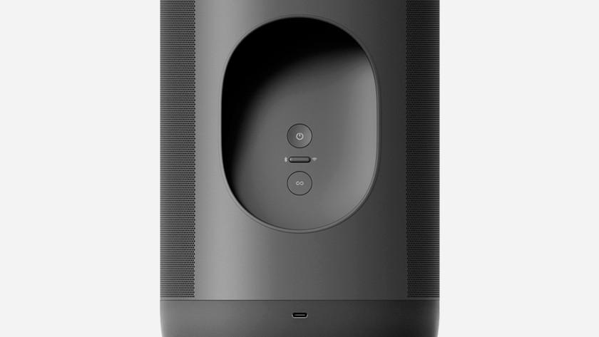 Sonos Move bedieningspaneel