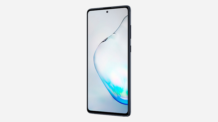 Note 10 Lite battery