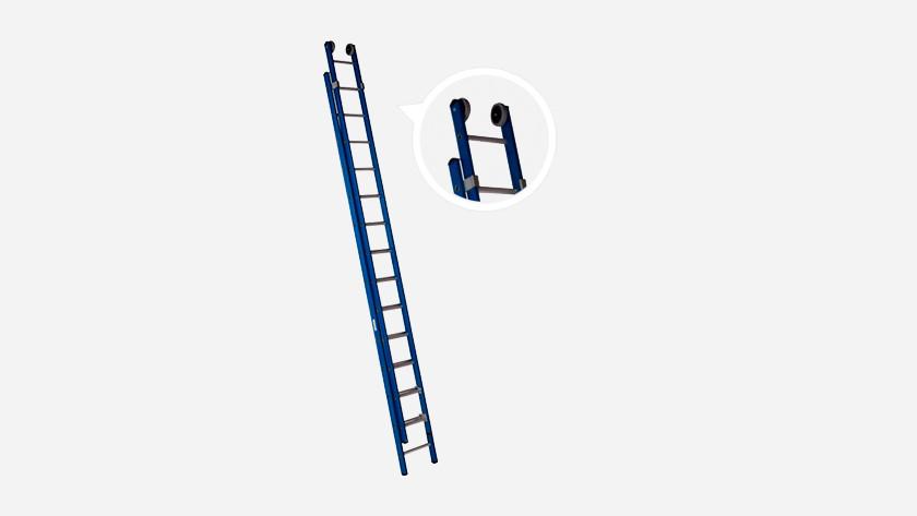 Sliding ladders