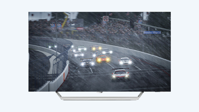TV specifications for gaming