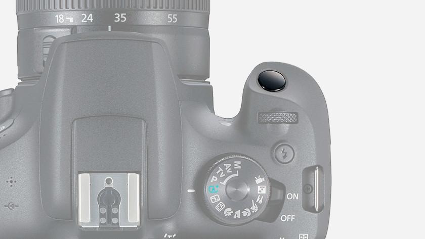 Take first photo