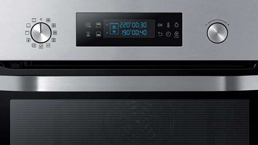 Use oven symbols