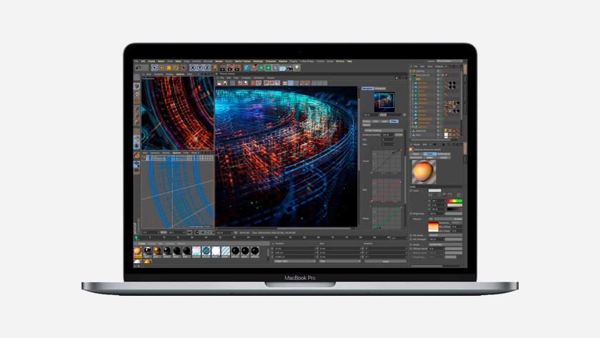 Processor Apple MacBook Pro 2019