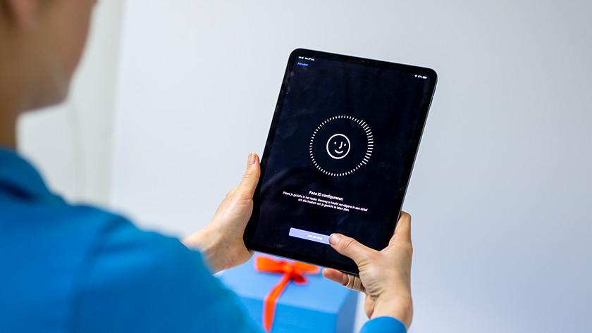 Face ID iPad Pro (2018)
