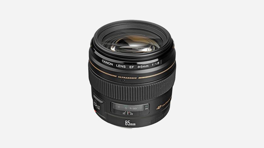 Canon EF mount full frame
