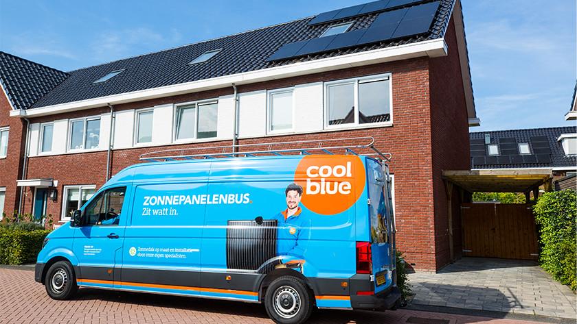 Groene stroom Coolblue Energie
