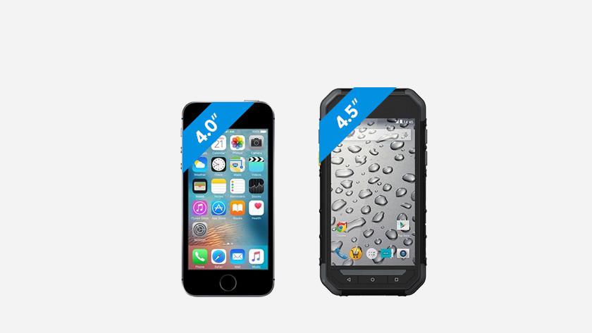 kleine smartphone