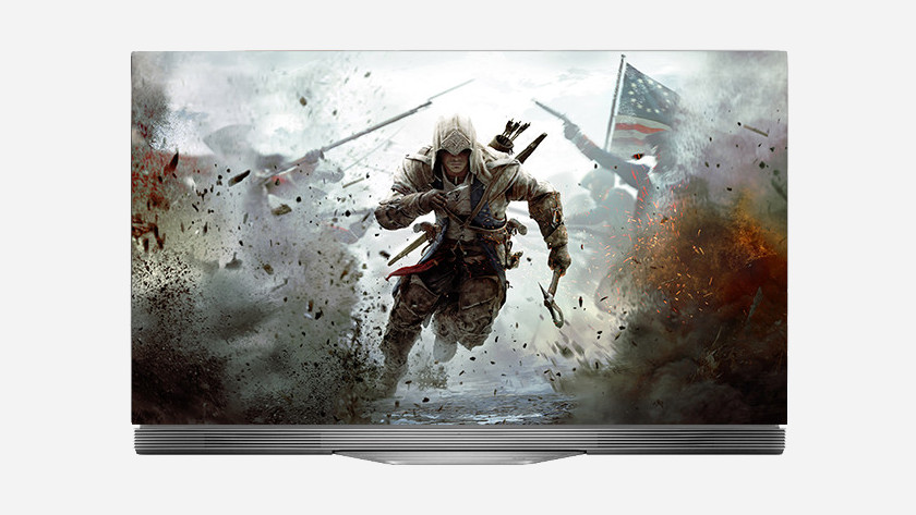 4K of 8K resolutie voor een gaming tv