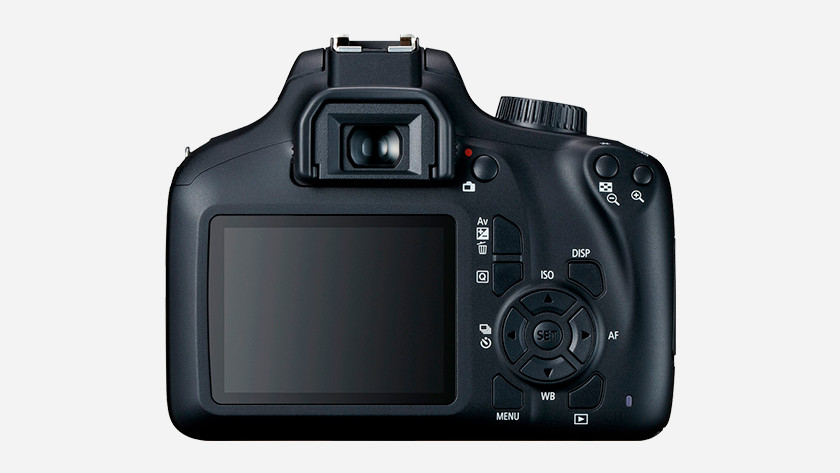 Usability Canon EOS 4000D