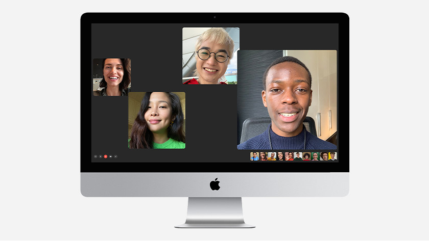 Apple iMac FaceTime