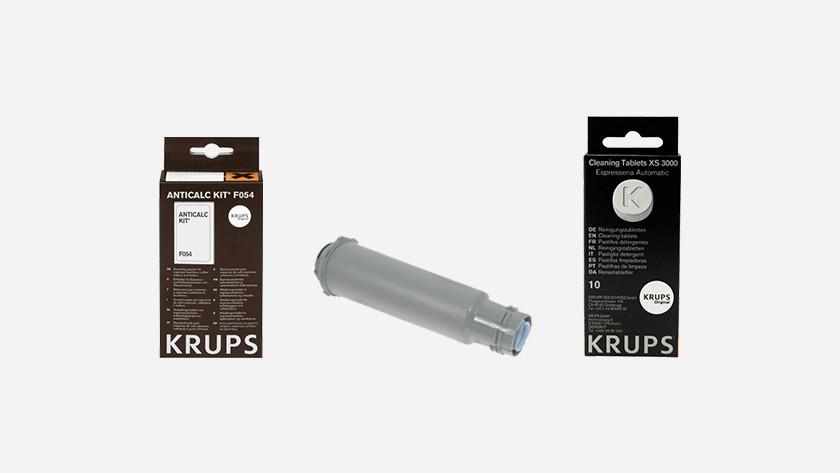 Onderhoudsmiddel geschikt voor Krups
