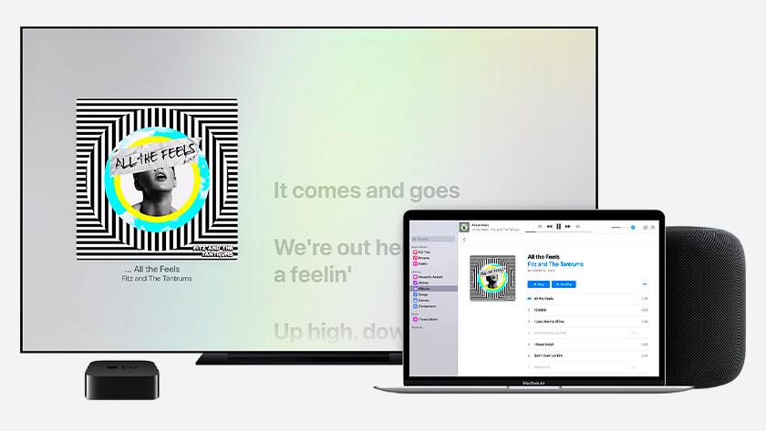 Apple AirPlay MacBook