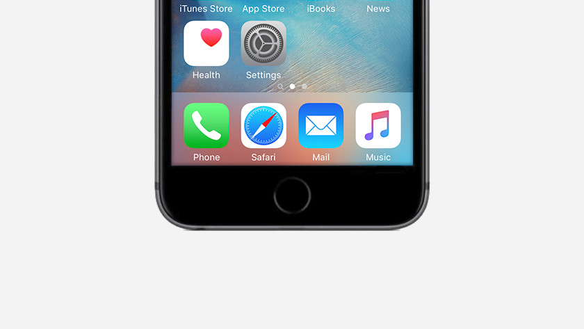 iPhone 6s home button