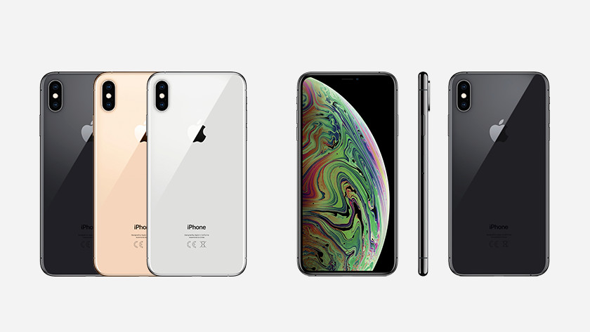 iPhone Xs en Xs Max design
