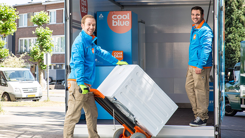 Coolblue Delivers