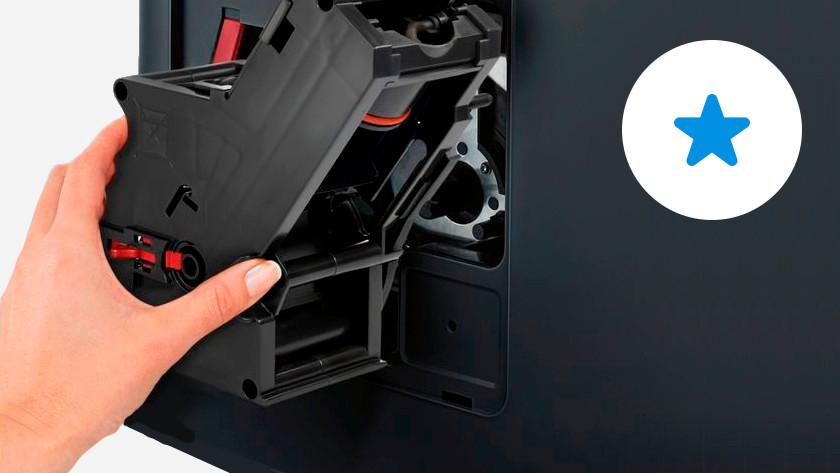 Fully automatics with basic ease of maintenance