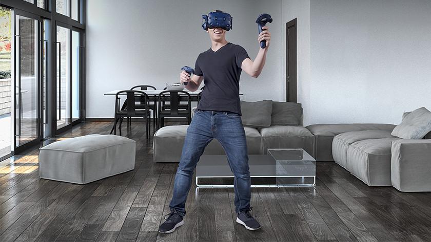 Vive Pro Roomscale ervaring