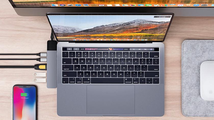 Usb C docking station MacBook Pro