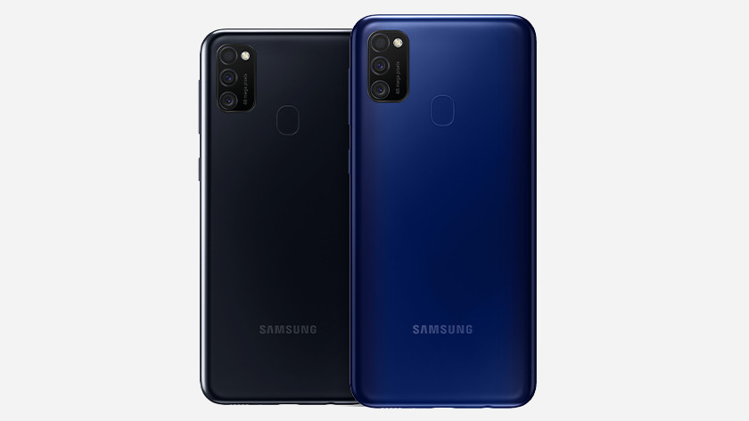 Samsung M21 vs Samsung A41 speed
