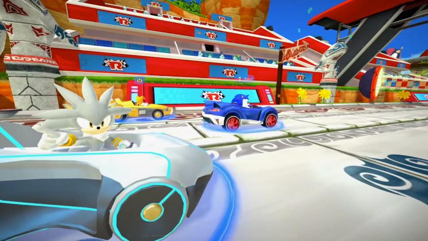 Racespel op Apple Arcade