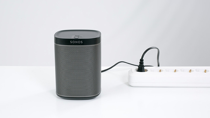 How do I add a second speaker to the SONOS system? - Coolblue