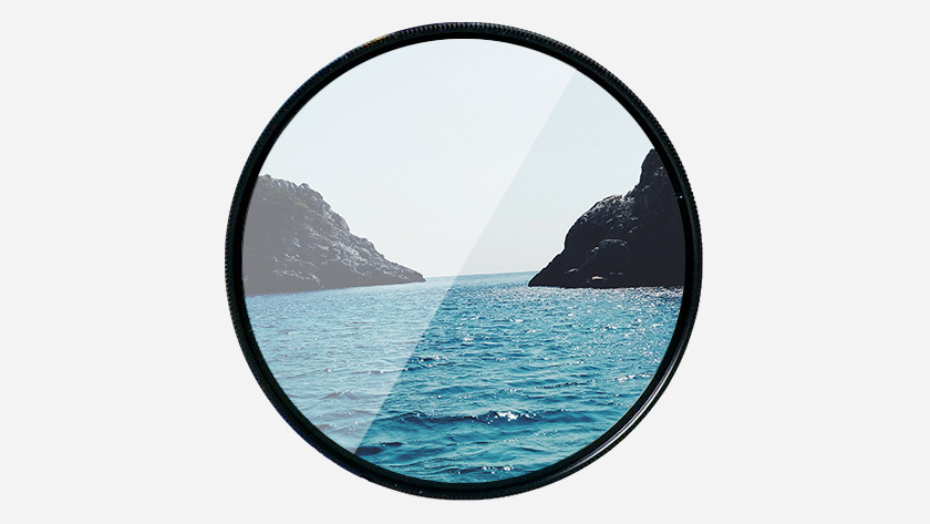 When to use a polarization filter