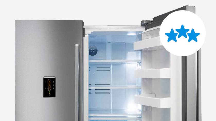 Top-notch fridge