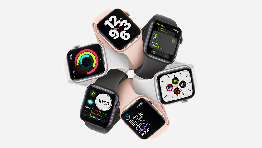 Apple Watch SE technologie